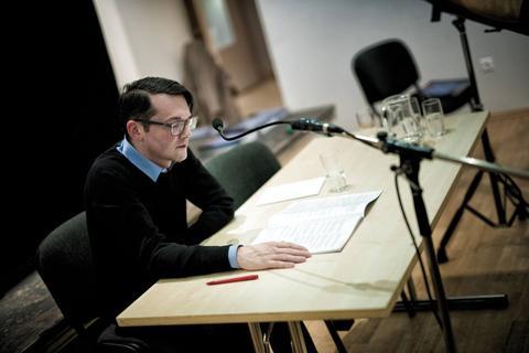 Thomas Ballhausen, Foto © Günter Böck