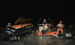 """Festwochen Gmunden 27.7.15: Jazzkonzert """"David Helbock Trio Aural Colors"""""""